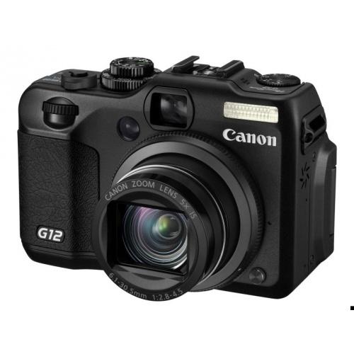 CANON PowerShot G12 (+ SDHC 8GB)